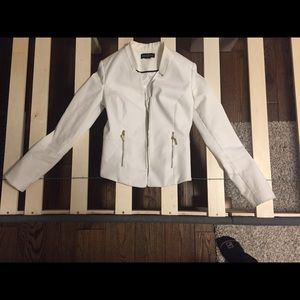 Guess by Marciano. White, no stains. Barely worn